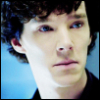 shadowfireflame: Sherlock in Molly's lab