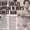 Misc: Chest hair crop circles