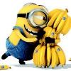 Minion Banana3
