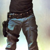 thigh holster