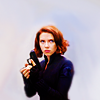 {The Avengers} Natasha - gun