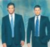 sam & dean suits