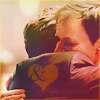 The Gauche in the Machine: WC - Neal/Peter hug heart
