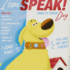 movie → disney: speak!
