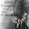 Draco stronger [character stuff]