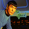 little_firestar: star trek spock