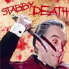 Dracula Scars stabby death