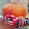 Bun Vendor: Pumpkin~Gloves