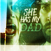 thrace_adams: Teen Wolf Sterek She Has My Dad