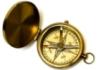 компас, путешествия