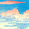 hasui clouds of glory