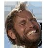 lauginghead