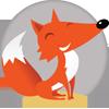 Быстрая рыжая лиса