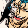 Ana: ♠ Bleach: Grimmjow smiles