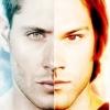 Masja: Sam'n'Dean_face