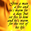 Give Man Fire