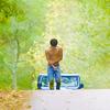 Teen Wolf - (101) Scott walking shirtles