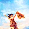 Azul Tardis: Luffy