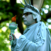 sinfulslasher: white collar mozzie lady liberty