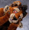 kijani_lion