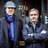 BBC Johnlock/221B