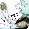 Horrified whitesides