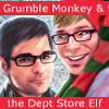 Grumble Monkey Cover