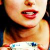 pp ; lizzie ; tea