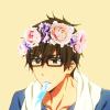 flower crown makoto