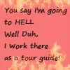 Hell Tee Hee