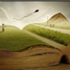 волшебство книг