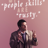 Supernatural: Cas people skills