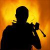 rochvelleth: TWD Daryl flame