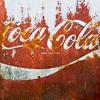 Coca-Cola Rusted