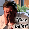 sinfulslasher: white collar peter facepalm
