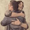 SPN - Dean/Sam - Hug - Art