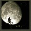 по луне
