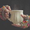 кофе, теплота