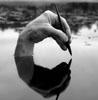 писать по воде