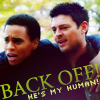 Adommy-Fangirl: Almost Human - John/Dorian *Back off*