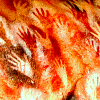 Cave painting-Hands