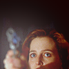All the letters I can write: Dana Scully - Wetwired