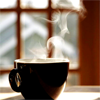Beth: misc - steaming mug