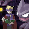 haunter morty library