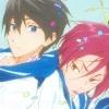 エアリス: Naruto/Sasuke smile