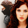 Jenn: black widow/winter soldier