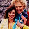 Sixth Doctor & Peri