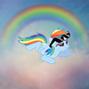 My Little Pony :: Rainbow Dash