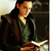 Tanya: Marvel Loki reading