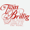 Julie: Original ★ twas brilling